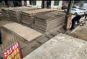 广州出租铺路钢板